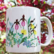 mug DS-004 Wildflower collection  7023