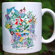 mug DS-146 WI Wildf